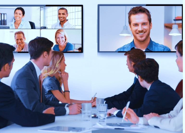 Video-Conferencing-solution